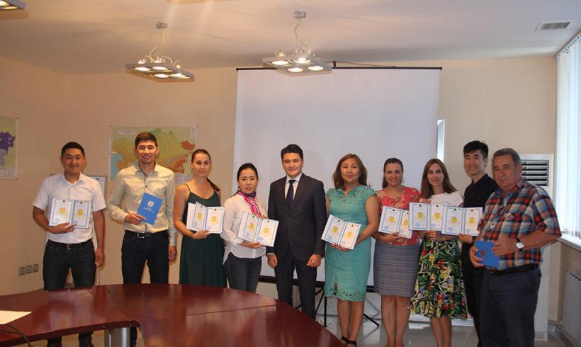 Пресс-релиз о проведенном семинаре в г. Астана с 18 по 20 июля 2018 года на тему «Экологический кодекс. Правоприменение»