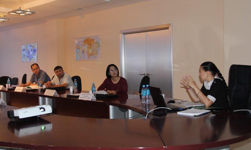 Пресс-релиз о проведенном семинаре с 12 по 14 сентября на тему «Государственный контроль в области охраны окружающей среды и природопользования»