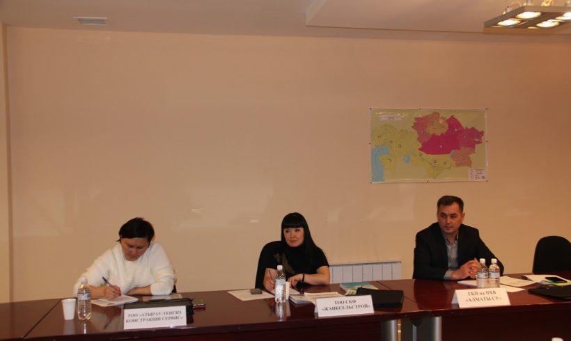 Пресс-релиз о проведенном семинаре с 7 по 9 ноября на тему «Экологический кодекс. Правоприменение»
