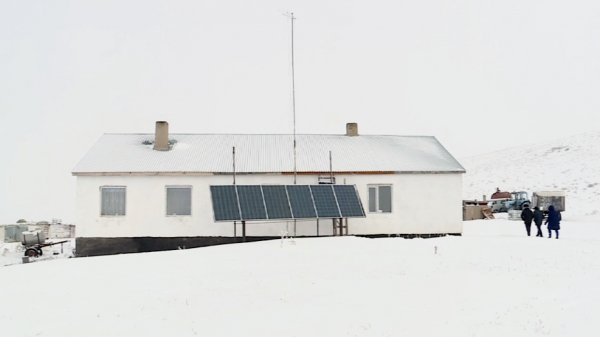 Қарағанды облысындағы қыстаулар баламалы қуат көзімен қамтылады