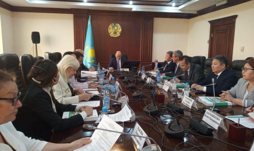 Пресс-релиз торжественной презентации  Третьего обзора результативности экологической деятельности Республики Казахстан