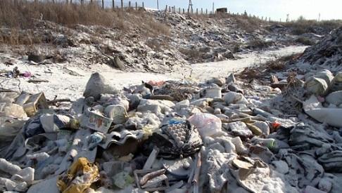 Свыше полутора тысяч незаконных свалок выявлено в Акмолинской области