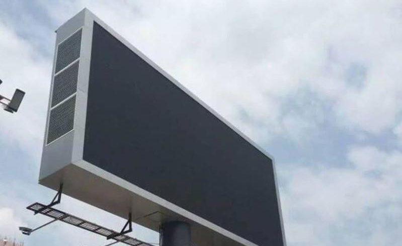 Казахстанцы смогут узнавать о состоянии воздуха с LED-экранов