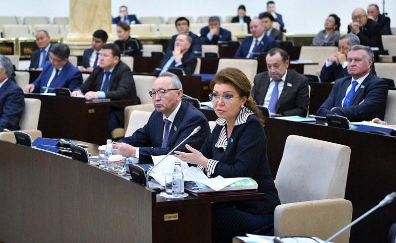 Дарига Назарбаева: Нужен системный подход к решению проблемы бытовых и промышленных отходов