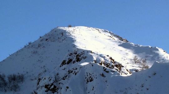 Более 20 тыс. кубометров снега спущено с высокогорий в ВКО