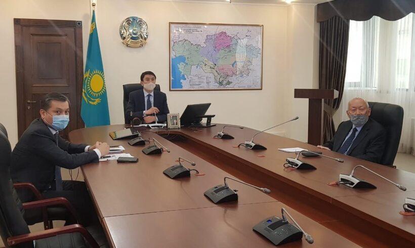 Министерство экологии, геологии и природных ресурсов Казахстана готовит стратегию по привлечению крупных иностранных инвесторов в геологоразведку страны