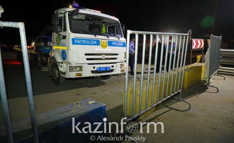 Экопосты на месте блокпостов появятся в Алматы