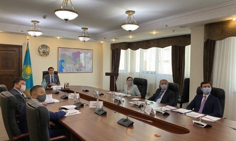 Встреча министров охраны окружающей среды прикаспийских государств