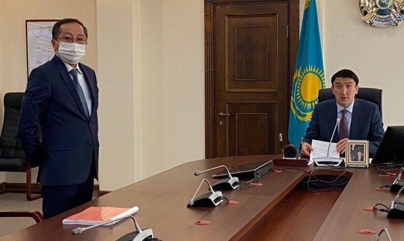 Назначен председатель Комитета по водным ресурсам МЭГПР РК