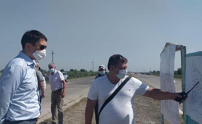 Экология министрі Түркістан облысында су тасқынынан кейін атқарылып жатқан жұмастармен танысты