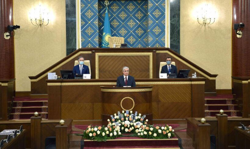 Что сказал про экологию и защиту биоразнообразия Президент Казахстана в послании народу?