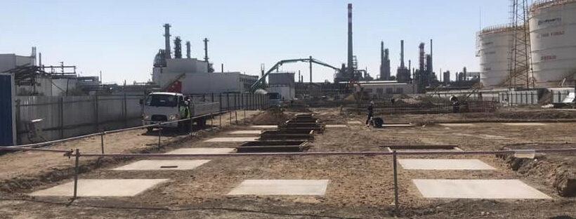 Министр экологии, геологии и природных ресурсов Казахстана Магзум Мирзагалиев посетил Атырауский нефтеперерабатывающий завод.