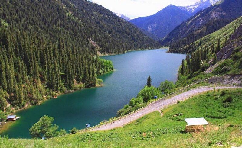 МЭГПР РК совместно с нац. компанией Kazakh Tourism будет развивать экотуризм в национальном природном парке «Кольсайские озера».